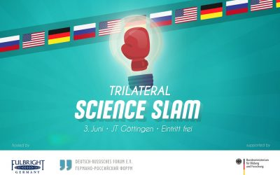 Trila-Slam in Göttingen: Our Slammers from Germany, Russia and the US