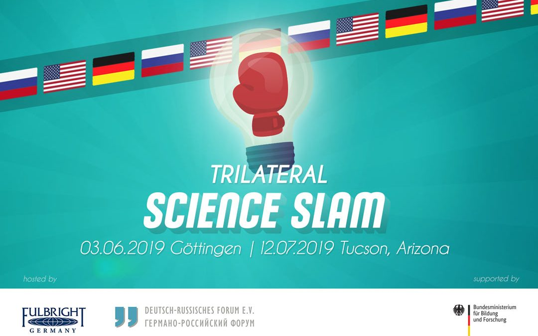 Trilaterale Slams in Göttingen und Tucson, Arizona