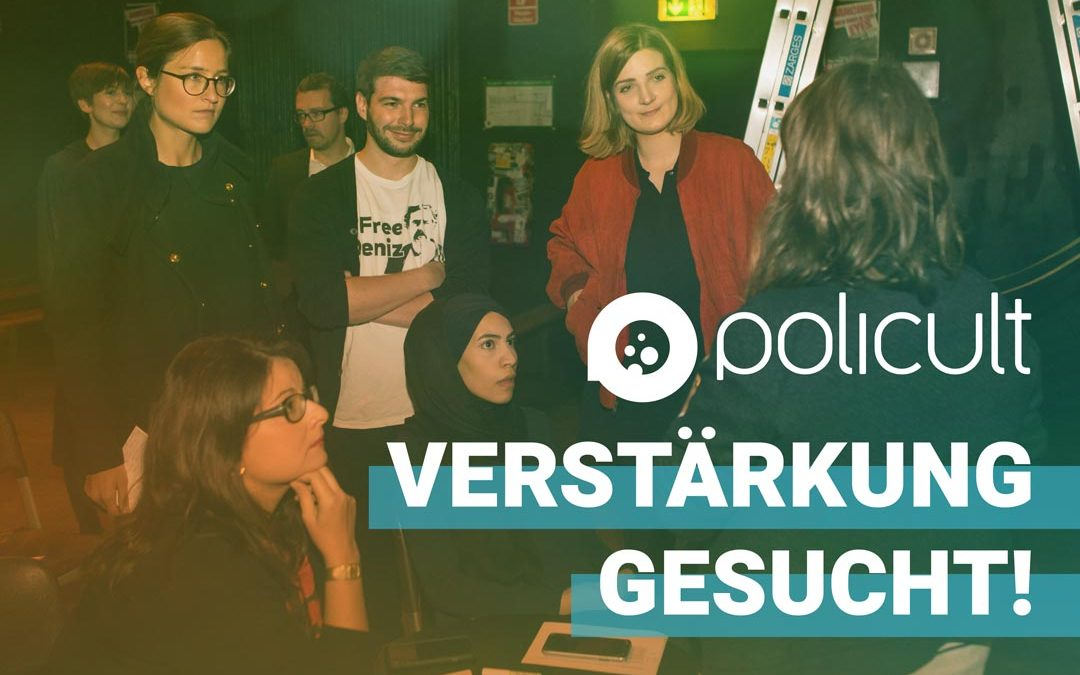 policult sucht Eventmanager*in
